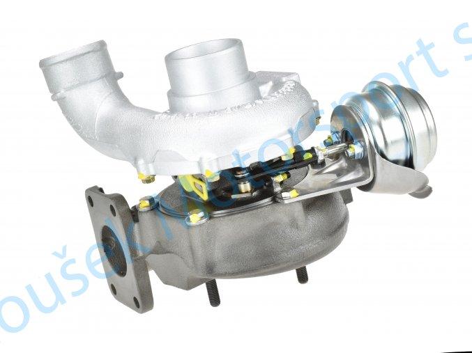 Turbodmychadlo Garrett 454135 A4 A6 A8 Passat Superb 2.5TDi 120KW 132KW  Kvalitní turbodmychadlo