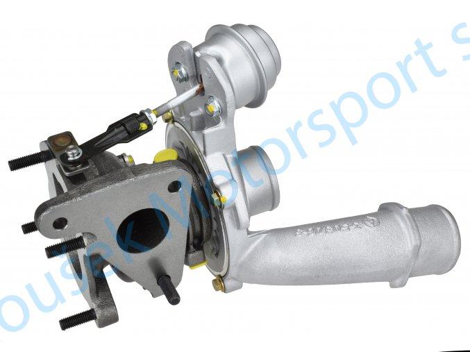 Turbodmychadlo Garrett 703245 1.9 DCi DI-D DTi DI Laguna Megane Nissan Mitsubishi  Kvalitní turbodmychadlo