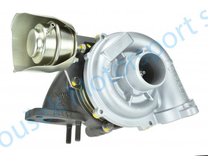 Turbodmychadlo Garrett 753420 1.6HDi 1.6TDCi Focus Xsara Partner C2 C2 C4 C5  Kvalitní turbodmychadlo