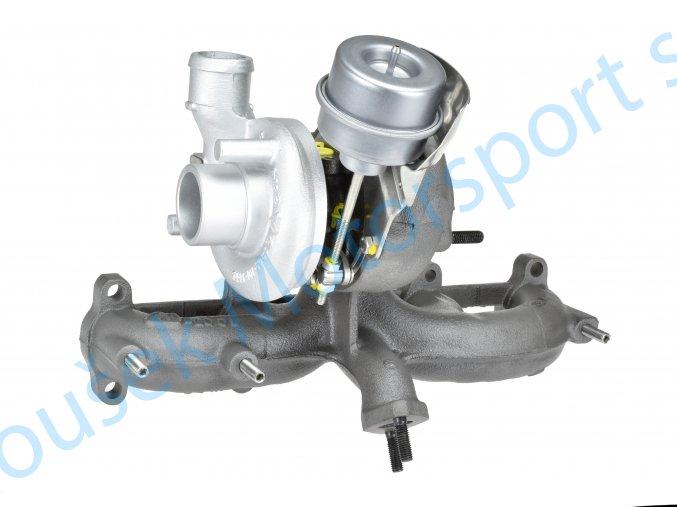 Turbodmychadlo KKK 54399700017 1.9TDi 74KW Octavia Golf Fabia Leon ATD  Kvalitní turbodmychadlo