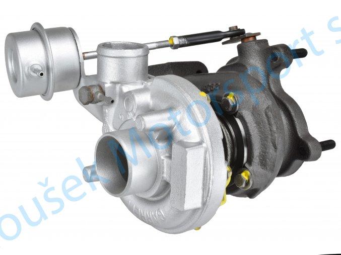 Turbodmychadlo Garrett 454097-2 Passat A4 1.9TDi 66KW  Kvalitní turbodmychadlo