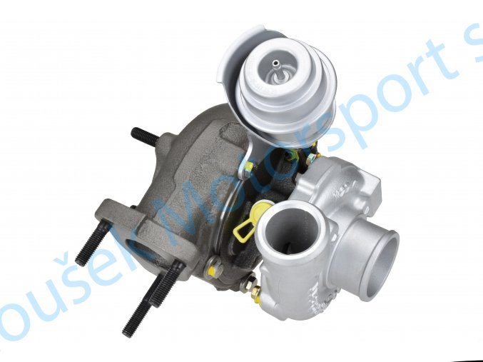Turbo Garrett 740611-3 Hyundai Getz 1.5CRDi 65kW