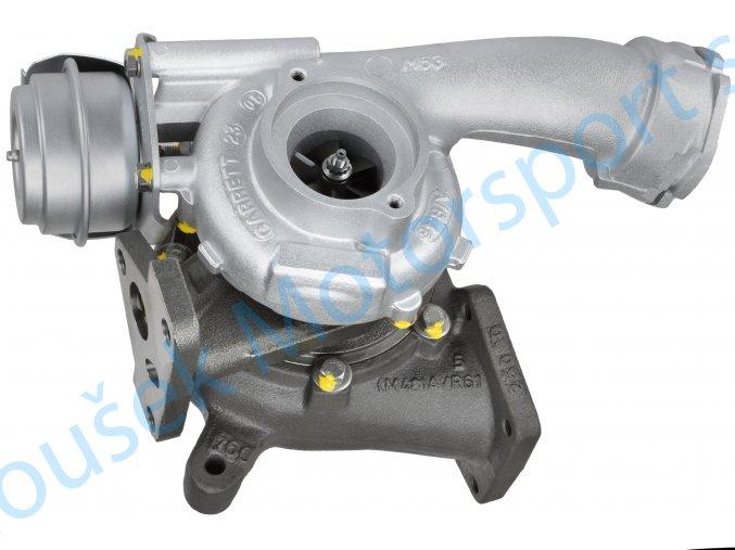 Turbodmychadlo Garrett 729325 VW MULTIVAN TRANSPORTER 2,5TDi 96Kw  Kvalitní turbodmychadlo
