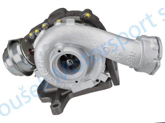 Turbodmychadlo Garrett 760699 VW MULTIVAN TRANSPORTER 2,5TDi 128Kw  Kvalitní turbodmychadlo