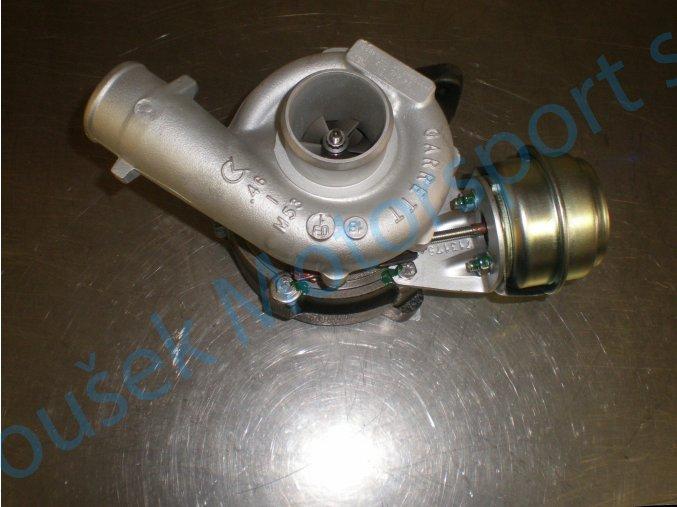 Turbodmychadlo Garrett 717626 2.2DTI 92KW OPEL VECTRA, 2.2DiT 88KW SAAB  Kvalitní turbodmychadlo