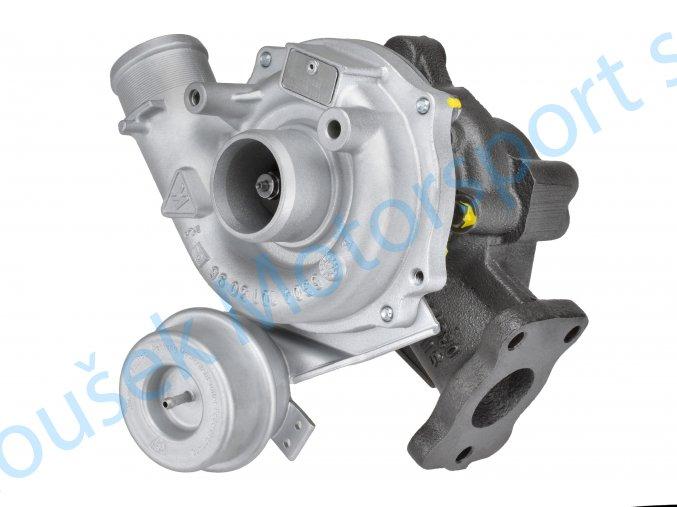 Turbo KKK 53039700057 Xsara 307 2.0HDi 79kW 80kW  Kvalitní turbodmychadlo