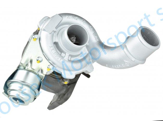 Turbo Garrett 708639 1.9DCi 75KW 77KW 85KW 88KW Laguna Megane Nissan Mitsubishi  Kvalitní turbodmychadlo