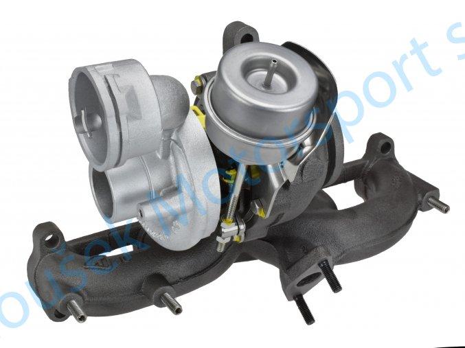 Turbo KKK 54399700020 1.9TDi 63KW 77KW AXB AXC Transporter Multivan T5  Kvalitní turbodmychadlo
