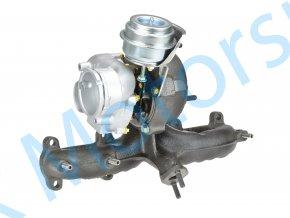 Turbo Garrett 720855 Seat Leon 1.9TDi 96kW ASZ