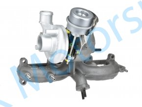 Turbo KKK 54399700017 Volkswagen Polo 1.9TDi 74kW ATD