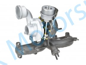 Turbo KKK 54399700023 Seat Ibiza 1.9TDi 96kW ASZ