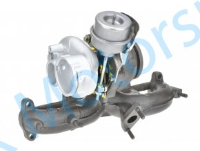 Turbo KKK 54399700022 Seat Altea 1.9TDi 77kW BKC BXE