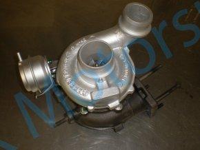 Turbodmychadlo Garrett 454205 VW LT 2.5TDi 66KW 80KW  Kvalitní turbodmychadlo