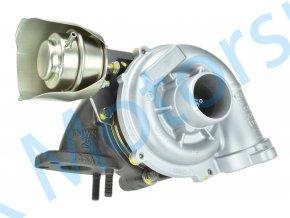 Turbo Garrett 753420 Ford C-Max 1.6TDCi 66kW