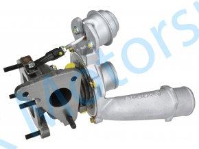 Turbo Garrett 703245 Opel Vivaro 1.9DTI 60kW