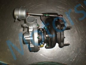 Turbo Garrett 454097-2 Passat A4 1.9TDi 66KW  Kvalitní turbodmychadlo