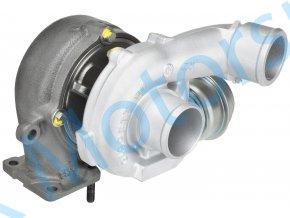 Hybridní turbo Garrett GT1752V Fiat Stilo 1.9JTD 85kW