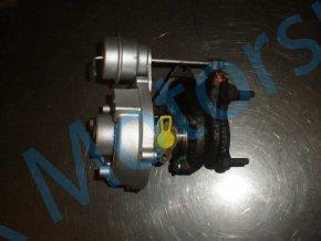 Turbodmychadlo KKK 53039700006 1.9TDi 66KW Golf Sharan Alhambra 1Z ANU AHU  Kvalitní turbodmychadlo