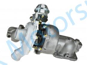 Turbo Garrett 704226-7 Ford Mondeo 2.0TDDi TDCi 85KW  Kvalitní turbodmychadlo
