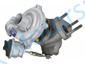 Turbo KKK 54359700005 Fiat Punto 1.3JTD 56kW