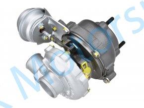 Turbo Garrett 757886  Hyundai Kia 2.0CRDi 103Kw  Kvalitní turbodmychadlo