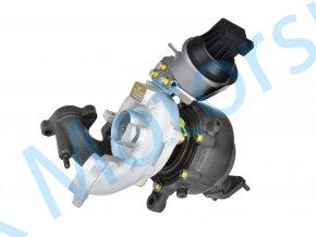 Turbodmychadlo KKK 53039700205,0139 2.0TDi 103Kw s DPF A3 Passat Golf Tiguan Scirocco  Kvalitní turbodmychadlo