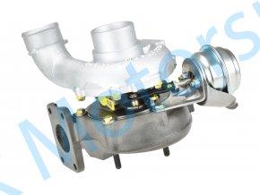 Turbo Garrett 454135 2.5TDi 110KW AKN AFB A4 A6 A8 Passat  Kvalitní turbodmychadlo