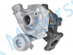 Turbodmychadlo KKK 53039700057 Xsara 307 2.0HDi 79kW 80kW  Kvalitní turbodmychadlo