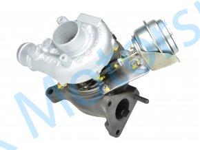Turbo Garrett 454231 GT1749V 1.9TDi  A6 Passat 66KW 81KW  Kvalitní turbodmychadlo
