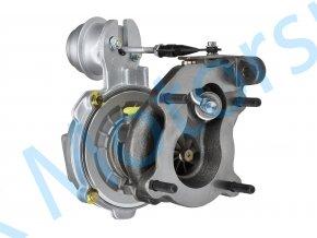 Turbo Garrett 703245 1.9 DCi DI-D DTi DI Laguna Megane Nissan Mitsubishi  Kvalitní turbodmychadlo