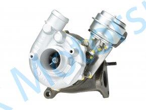 Hybridní turbodmychadlo Garrett GT1752V v obalu GT1749V Ibiza Golf Passat  Kvalitní turbodmychadlo