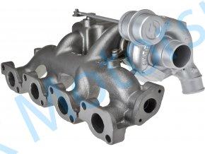 Turbo Garrett 726194 802419  Ford Transit 2.0Di 63KW 74KW  Kvalitní turbodmychadlo