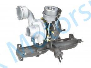 Turbo KKK 0023 1.9TDi 96KW Fabia RS Alhambra Sharan  Kvalitní turbodmychadlo