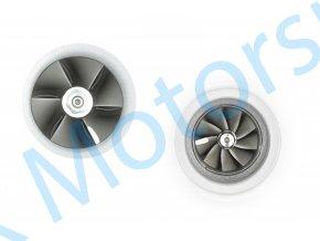 Turbo KKK 54399700022 1.9TDi 77KW Octavia A3 Golf Sharan Alhambra  Kvalitní turbodmychadlo