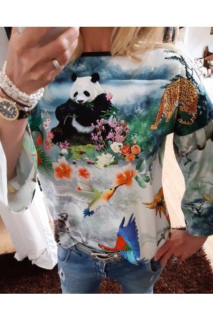 Tunika panda