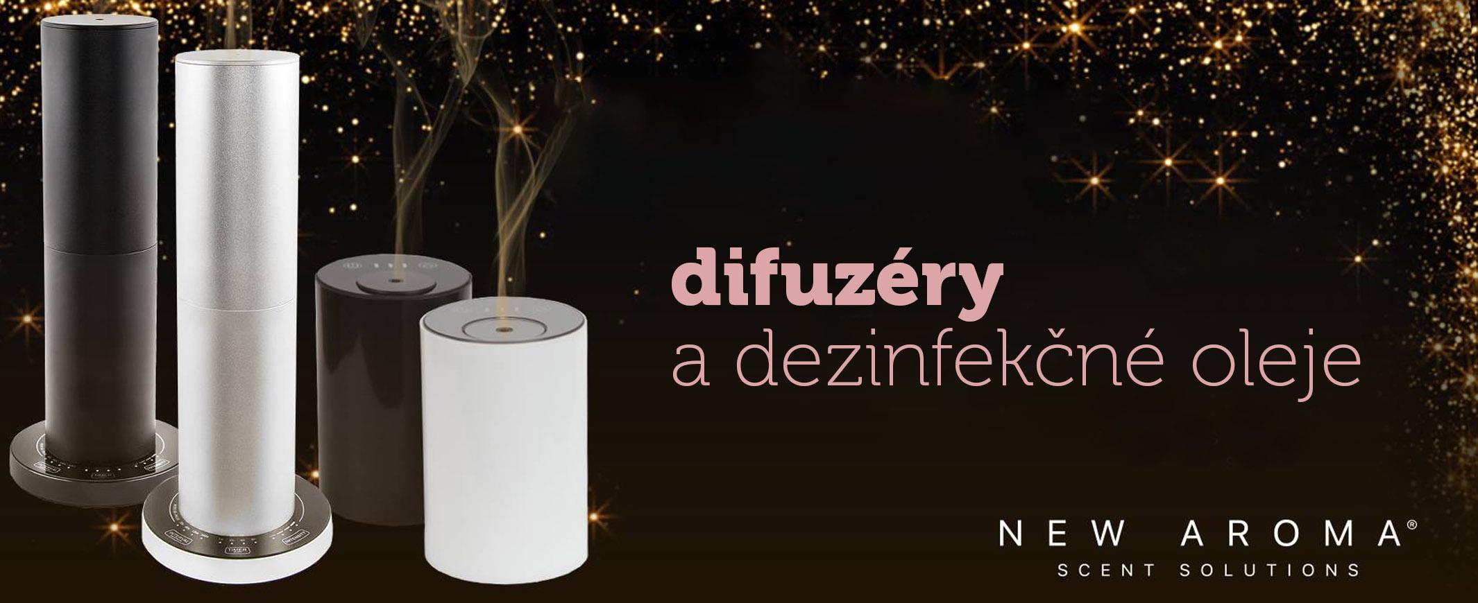 Difuzéry New Aroma