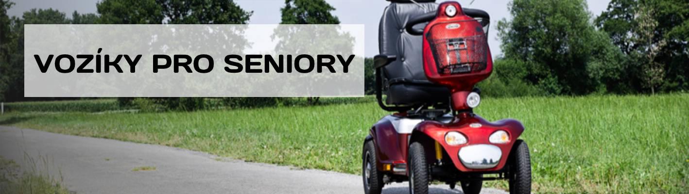 Vozíky pro seniory