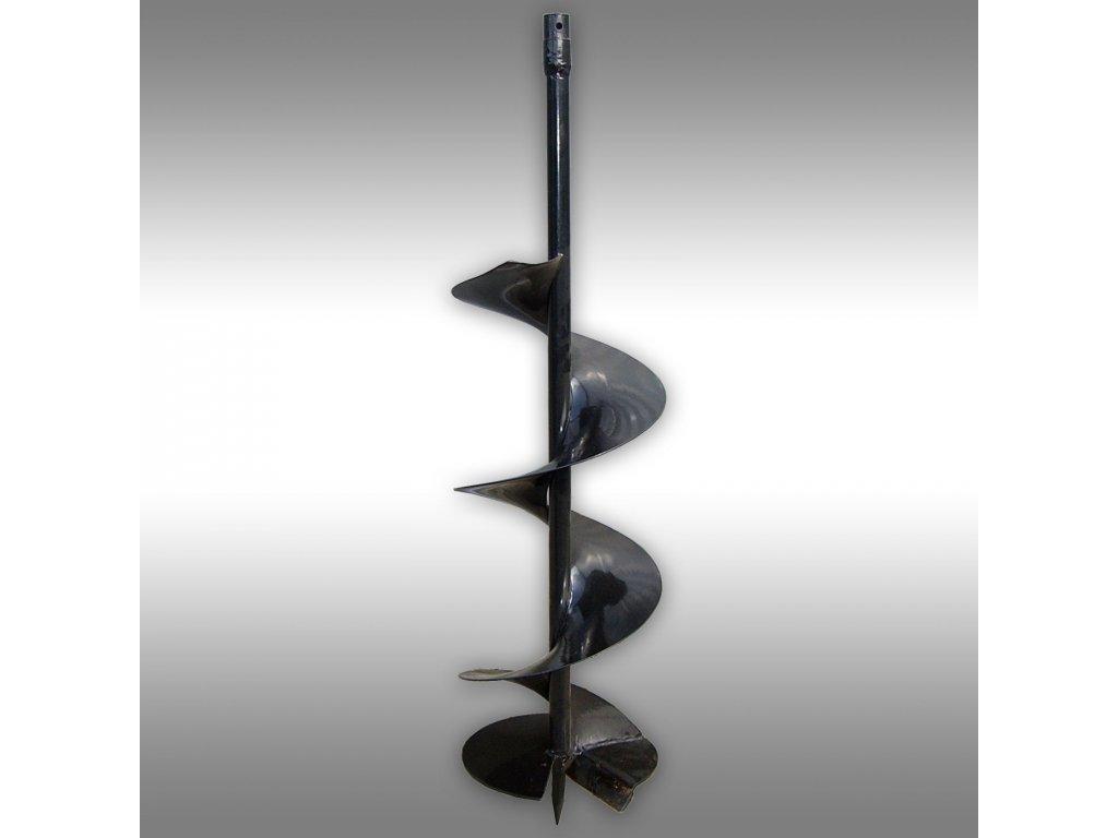 vrták 25 cm pro tříbodový závěs jansen ebg 100