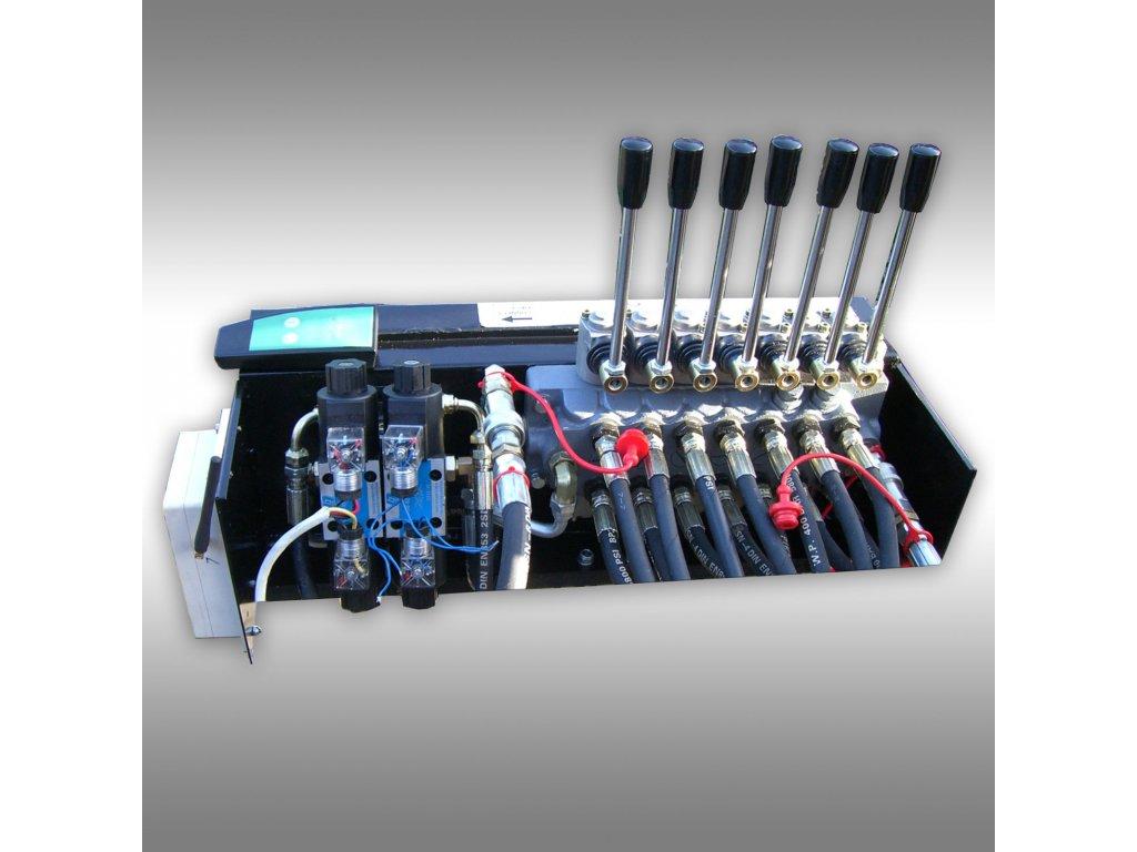 control panel for jansen hrw 15