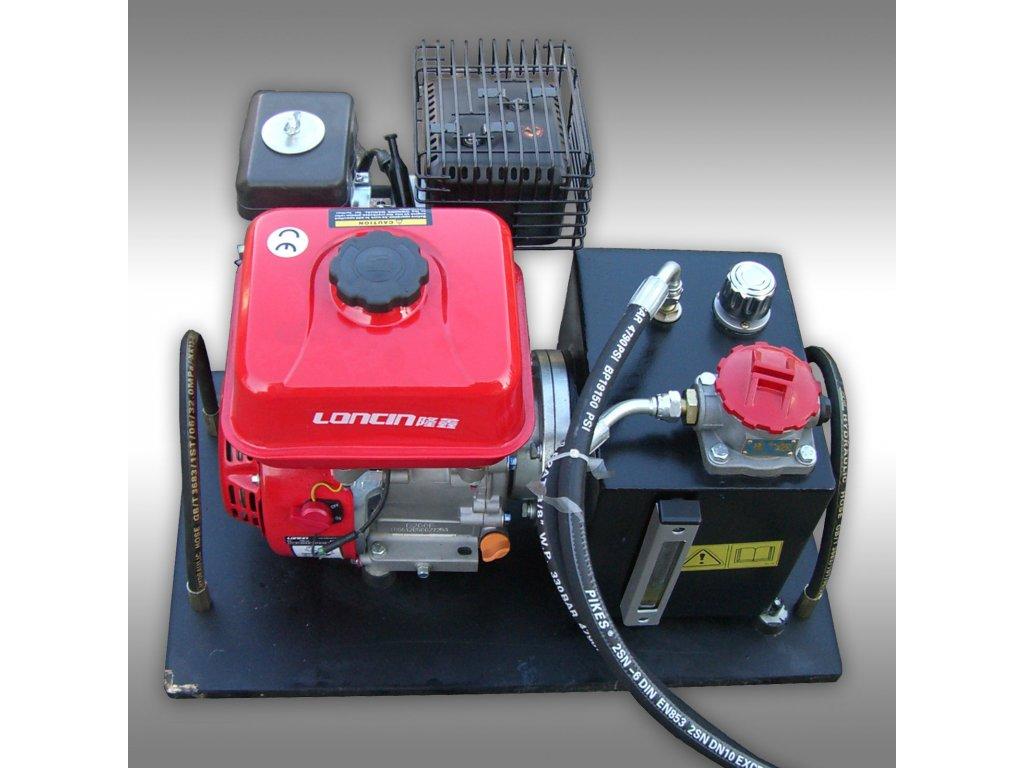 hydraulic power unit jansen hrw 15
