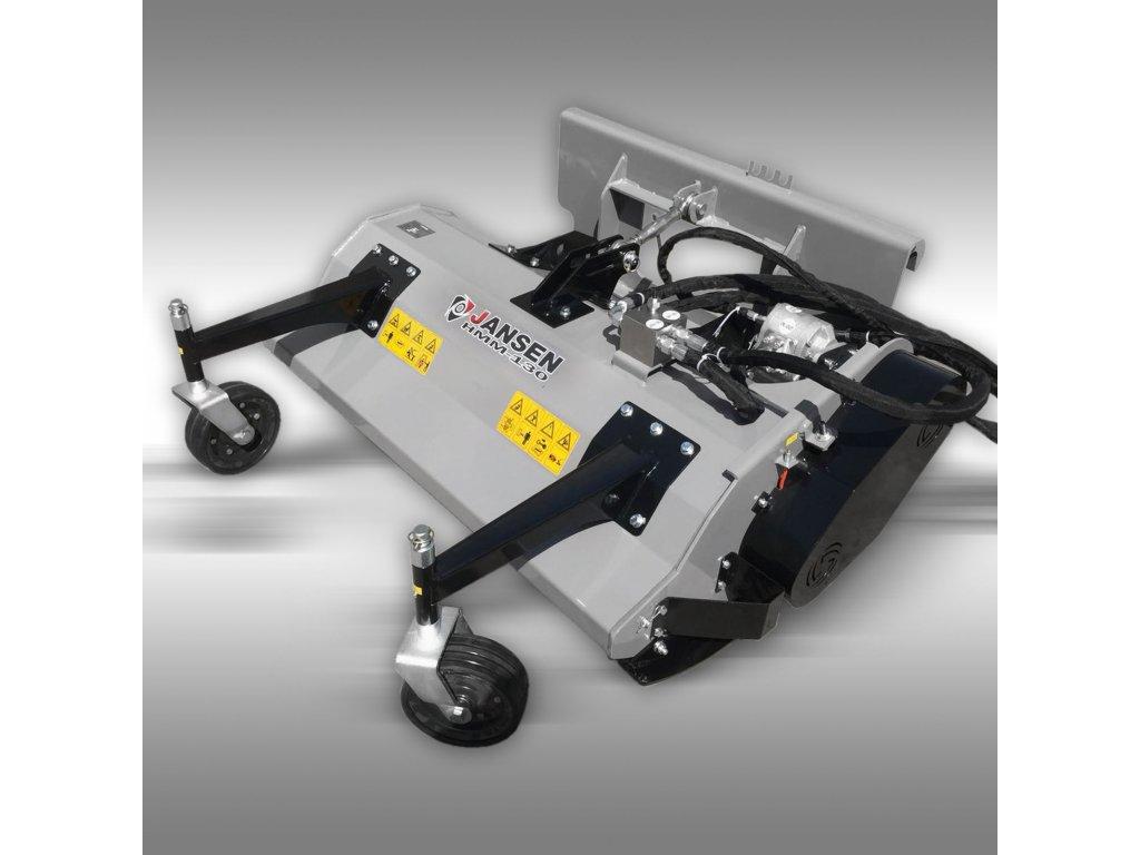 hydraulická sekačka mulčovač jansen hmm 170