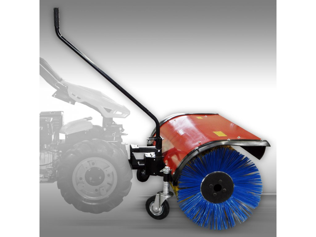 sweeper for jansen mgt 420