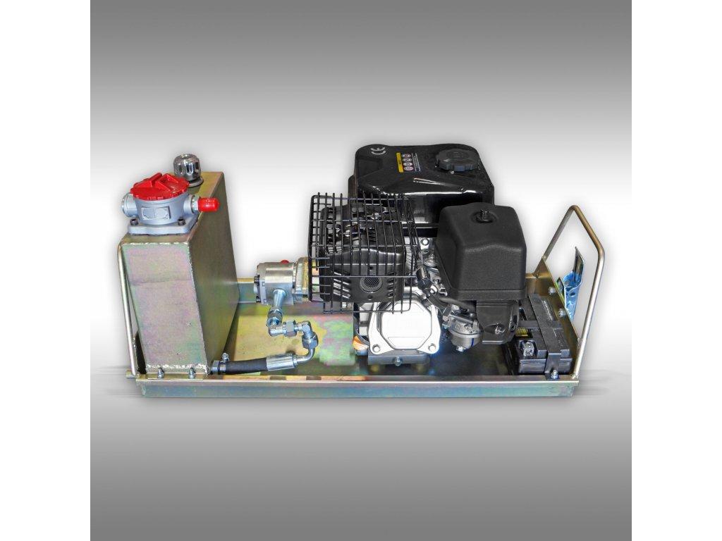 hydraulicka pohonna jednotka pro jansen hrw-15pro