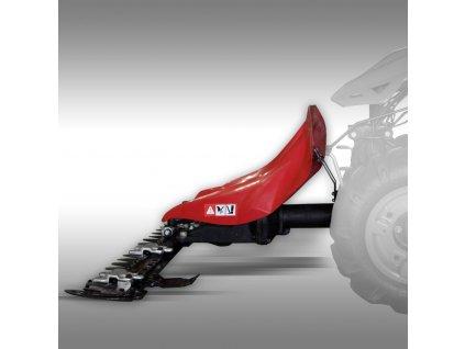 mower bar 120 cm for jansen mgt 420