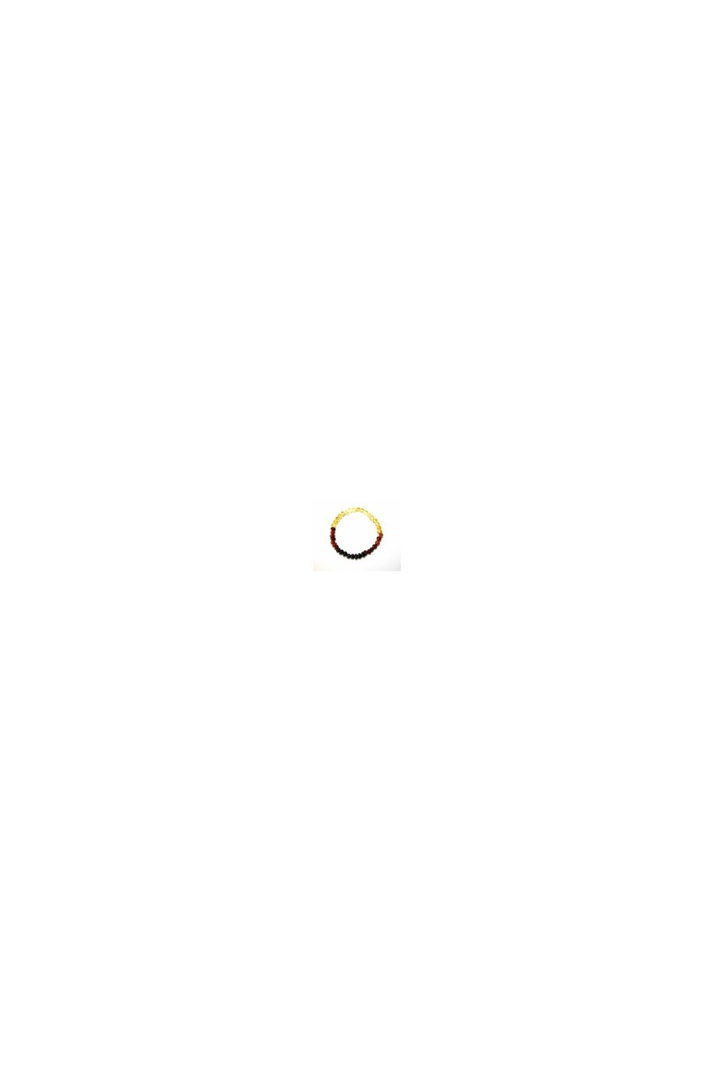 Náramek pro ženy - velká duha - 18 cm