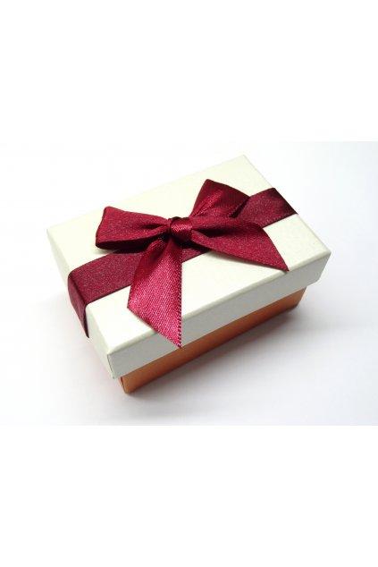 Luxusní dárková krabička na šperky (číslo 3)
