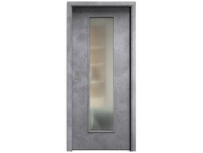 Beton šedý