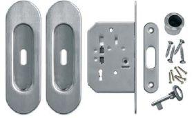 Zámek ovál - kloubový klíč Povrch: OSC - chrom matný