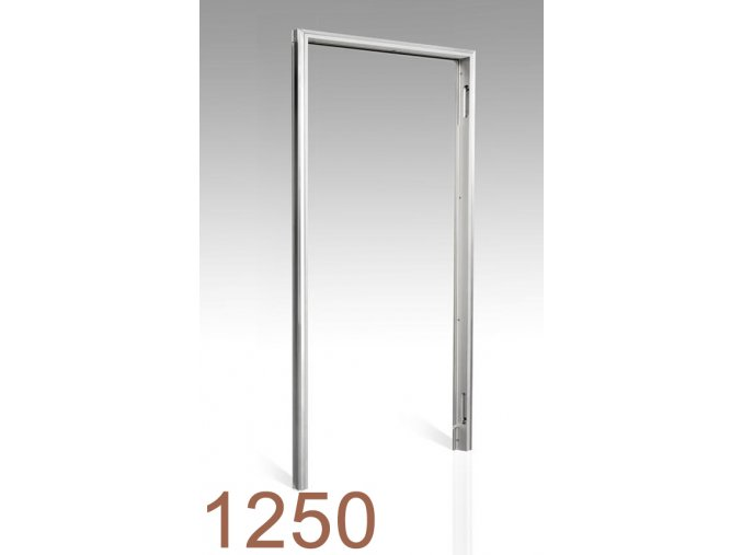 1250 mm - Skrytá zárubeň AKTIVE 25/15
