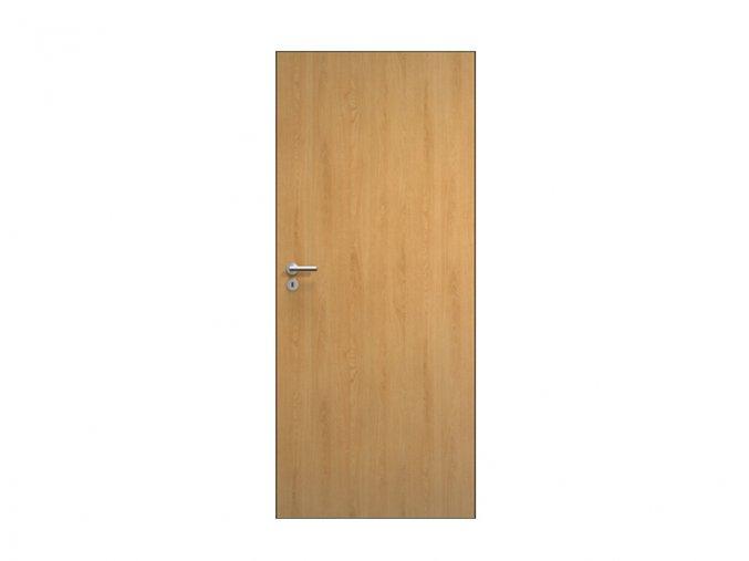 pokus dveře